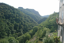 Vallee des Rouets, Thiers, France