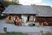 Oplen House Museum, Srednja vas v Bohinju, Slovenia