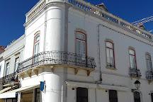Praca Marques de Pombal, Vila Real de Santo Antonio, Portugal