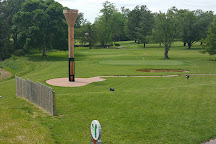 World Largest Golf Tee, Casey, United States