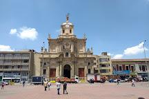 Plaza de los Martires, Bogota, Colombia