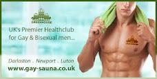 The Greenhouse Sauna