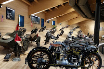Top Mountain Motorcycle Museum, Hochgurgl, Austria