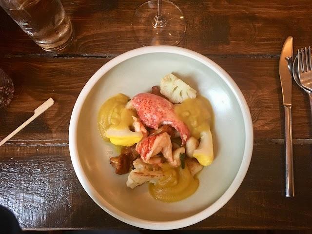 Origines Cuisine Maritime