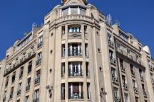 Rue de l'Universite, Paris, France