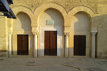 Three Doors Mosque, Kairouan, Tunisia