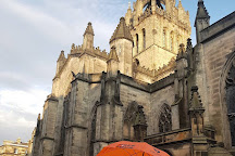 The Orange Free Tour, Edinburgh, United Kingdom