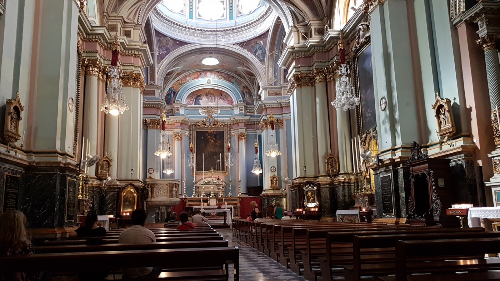 St Francis of Assisi Church, Valletta