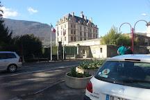 Parc du Chateau de Vizille, Vizille, France