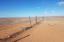 Dog Fence, Coober Pedy, Australia