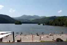 Le Lac Chambon, Chambon-sur-Lac, France