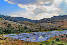 Spotted Lake, Osoyoos, Canada