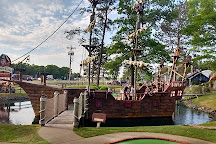 Pirate's Cove Mini Golf, Brainerd, United States