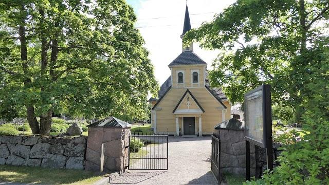 Östersundom kyrka