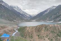 Saif-ul-Muluk Lake, Naran, Pakistan
