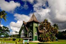 Wai`oli Hui`ia Church, Hanalei, United States
