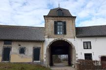 Castle Ruin Lichtenberg, Maastricht, The Netherlands