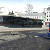 Автобусная станция  Kitay Gorod