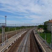 Железнодорожная станция  Kashira