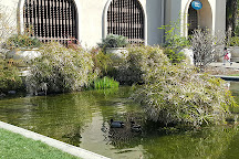 Botanical Building and Lily Pond, San Diego, United States