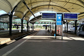 Железнодорожная станция  Wroclaw Glowny
