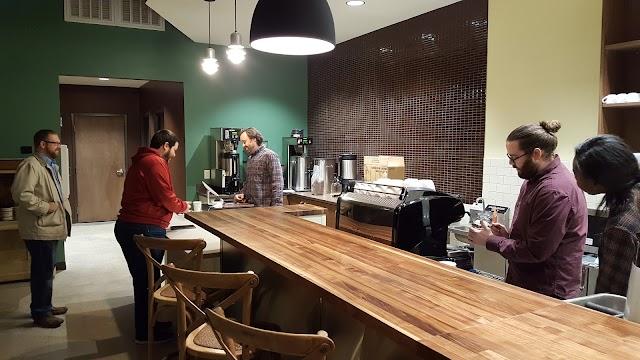 Urban Alchemy Coffee + Wine Bar