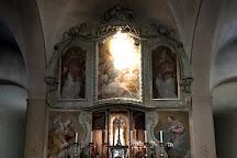 Santa Maria degli Angioli, Lugano, Switzerland