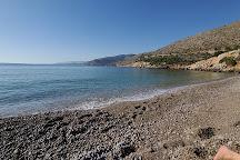 Trahili Beach, Mastichochoria, Greece