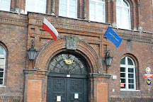 Polish Post Office Museum, Gdansk, Poland