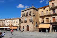 Plaza Mayor de Ciudad Rodrigo, Ciudad Rodrigo, Spain
