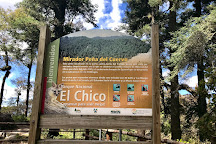 Mirador Pena del Cuervo, Mineral del Chico, Mexico