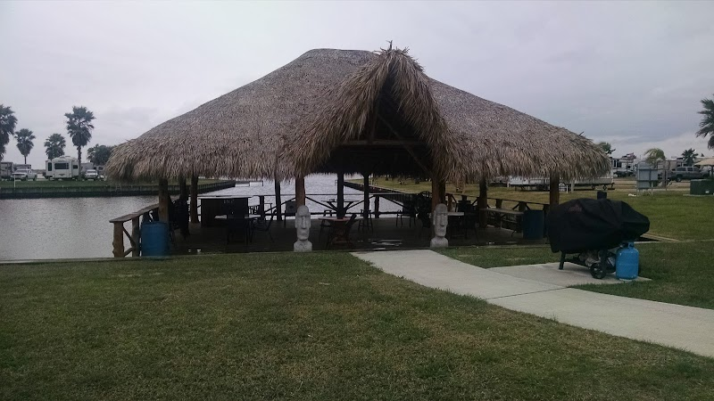 Galveston Bay RV Resort and Marina