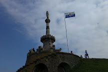 Monument to the Marques de Comillas, Santander, Spain