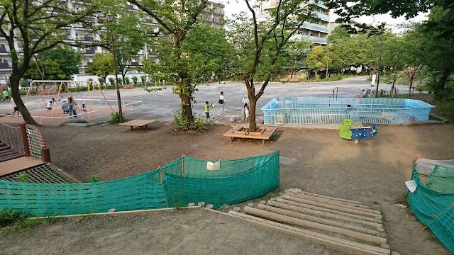 Botancho park, Tokyo