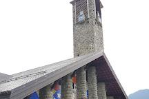 Eglise Notre-Dame de Toute Grace, Passy, France