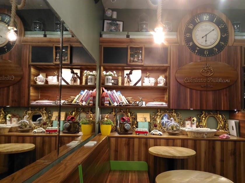 Çikolata Dükkanı Moda Resim 1