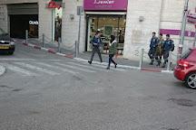 Locked in Ramallah, Ramallah, Palestinian Territories