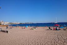 Frejus Beach, Frejus, France