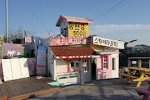 Dongpirang Mural Village, Tongyeong, South Korea