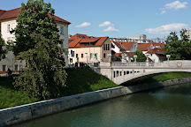 Dragon Bridge (Zmajski Most), Ljubljana, Slovenia