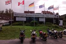 Sperrmauer Museum Edersee, Edertal, Germany