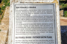BayraklI Baba Turbesi, Gallipoli, Turkey
