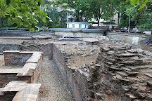 Sofia Ancient Serdica Archaeological Complex, Sofia, Bulgaria