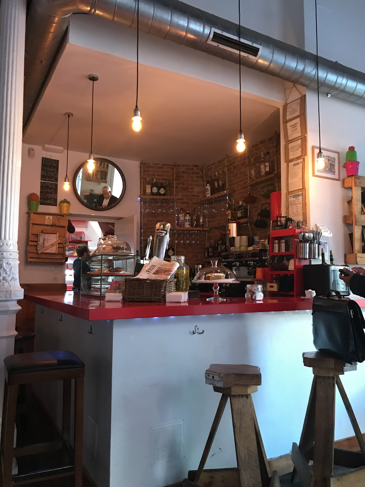 La Infinito: A Work-Friendly Place in Madrid