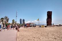 Playa de Sant Miquel, Barcelona, Spain