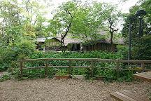 Nagayamon park (Nagayamon urban green space), Yokohama, Japan