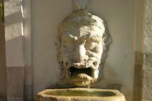 Fontana del Mascherone, Spoleto, Italy
