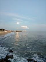 Пляж Лодочная станция Бердянск