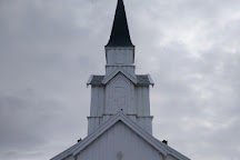 Nesseby Church, Varangerbotn, Norway