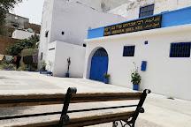 Shrine of Rabbi Abraham Moul Niss, Azemmour, Morocco